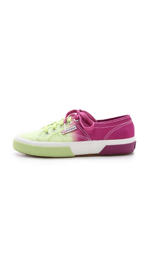 ombre sneakers superga ombre sneakers shopbop