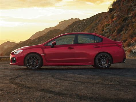 new subaru wrx 2018 new 2018 subaru wrx price photos reviews safety