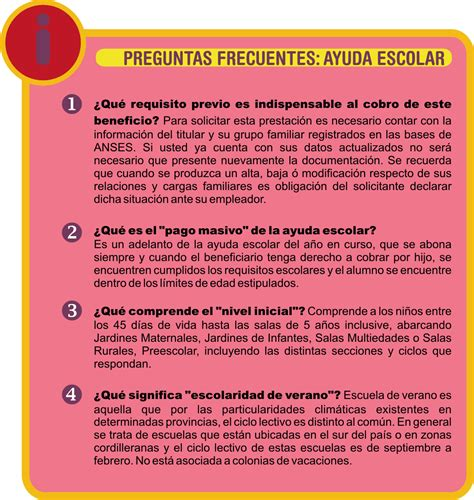 desde cuando se empieza a pagar asugnacion familiar en argentina ayuda escolar anual 2014 importe como solicitarla
