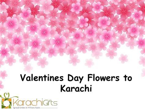 valentines day bouquets valentines day flowers to karachi