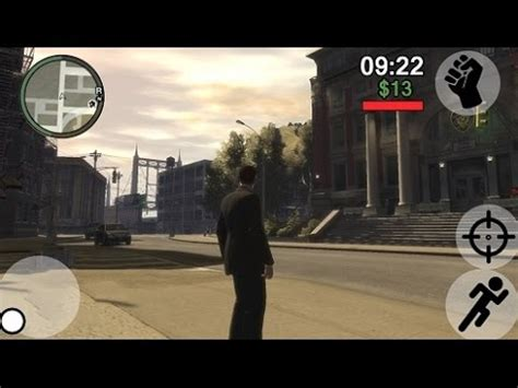 gta 4 mobile gta iv mobile alpha leaked gameplay r 2k16 1080p 60fps