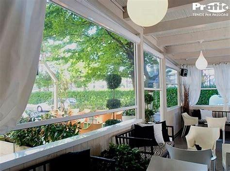 chiusura terrazzo pvc chiusure tende in pvc per esterni verande balconi portico bar