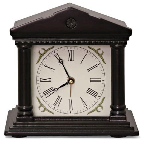 sle of vocal fry the speaking butler alarm clock hammacher schlemmer