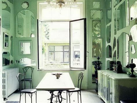 Mint Green Kitchen Curtains Decorating Bloombety Mint Green Paint Color With Wall Mirror Arrangement Mint Green Paint Color For Your Home