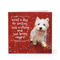 smiling happy birthday cards hallmark litle pups