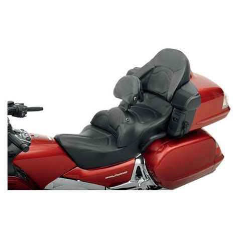 saddlemen road sofa seat saddlemen road sofa seat honda goldwing 2001 2010 revzilla