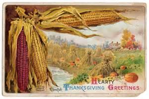 vintage thanksgiving postcards free digital downloads cathe holden s inspired barn
