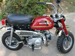 Honda Z50 For Sale Buy 1975 Honda Z50 Mini Trail On 2040 Motos