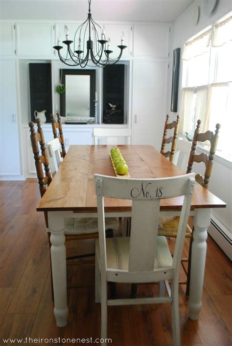 farmhouse dining room remodelaholic white farmhouse dining room