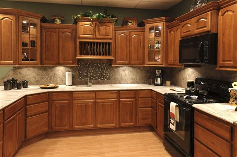 canadian kitchen cabinets hickory kitchen cabinets color ideas the decoras