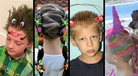 30 ideas for hair day at school for hair day ideas for at school www pixshark
