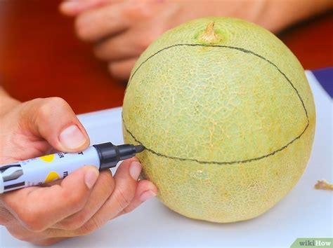 Pisau Fruit Carving 3 cara untuk mengukir buah wikihow