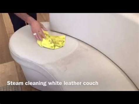 white sofa cleaner steam clean leather sofa conceptstructuresllc com