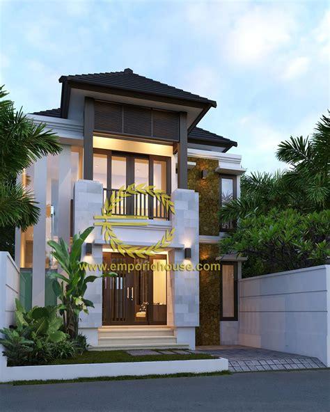 desain rumah ukuran 8x15 2 lantai desain rumah 2 lantai 4 kamar lebar tanah 8 meter dengan