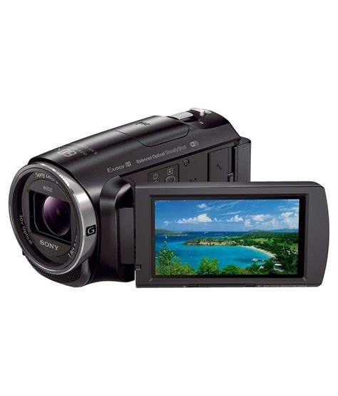 Sony Hdr Pj670 Hd by Sony Hdr Pj670 Handycam Camcorder Price In India Buy Sony