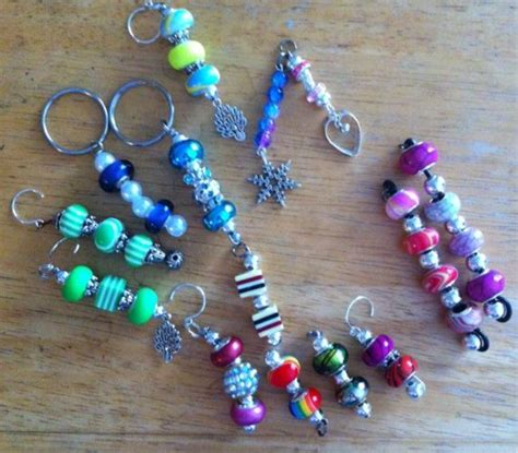 How To Make Handmade Keychains - beaded keychains handmade jewelry
