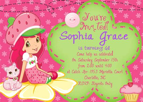 wonderful kid birthday invitations theruntime - Birthday Invitation Card Ideas