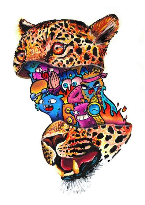 image    leopard limited edition signed