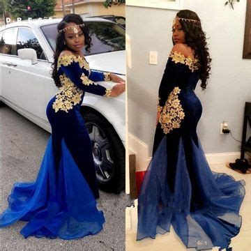 49%off royal blue long prom dresses 2018 mermaid long