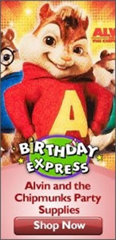 17 best images about alvin the chipmunks birthday