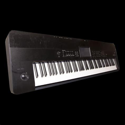 Keyboard Korg Krome 88 korg krome 88 keyboard 88 note key workstation piano ebay