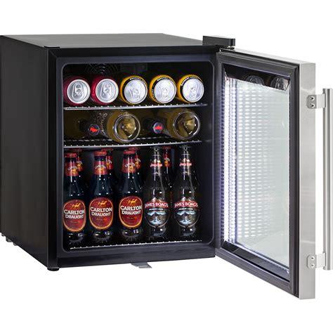 Haier Mini Fridge With Glass Door Haier Glass Door Mini Fridge Haier 4 6 Cu Ft Black Compact Mini Refrigerator W Locking Glass