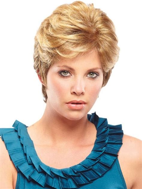 wigs short hairstyles round face wig styles for a round face short hairstyle 2013 short