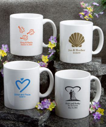 Hiasan Dinding Wall Decor Coffee Themed Collage Special Pack personalized white coffee mug wedding favor