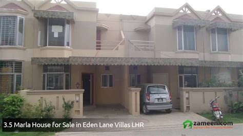 marla double storey house    sale