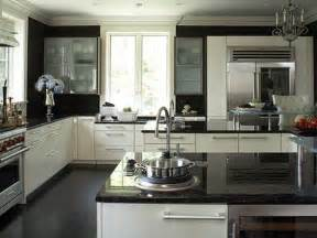 Kitchen Cabinets With Granite Countertops Black White Kitchen Cabinets With Granite Countertops Memes