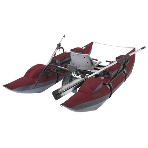 inflatable pontoon fishing boats costco classic 174 oswego 10 inflatable pontoon 294423 float