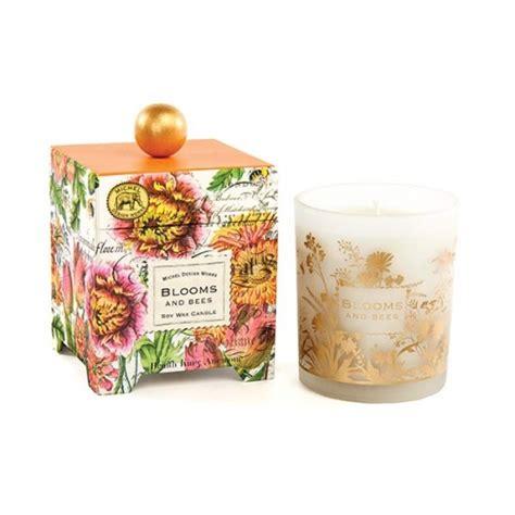 michel design works rose bloom home fragrance diffuser 8oz ebay blooms bees large candle by michel design works