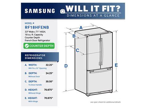 cabinet depth refrigerator dimensions cabinet depth fridge dimensions scandlecandle