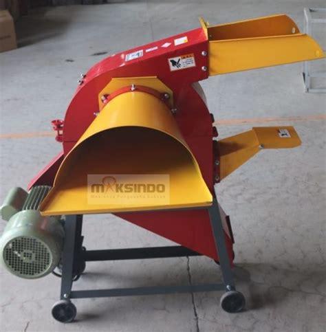 Mesin Pencacah Rumput Di Surabaya jual mesin kombinasi chopper dan penepung biji hmcp20 di