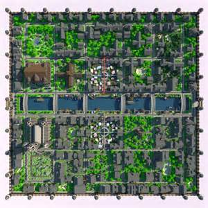 Modern House Blueprints minecraft map
