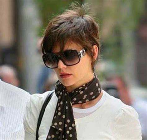 katie holmes short pixie haircut 15 best katie holmes pixie cuts short hairstyles