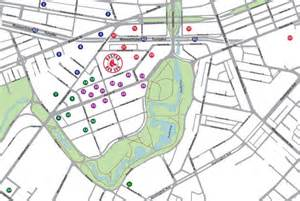 Boston Street Parking Map by Parking At Fenway Park Boston Red Sox