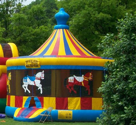 The Bounce House by Carousel Bounce House Rental Sports Event Management Coordination Portland Boise