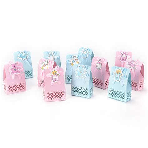 Boy Baby Shower Gift Bags by Baby Shower Gift Bags