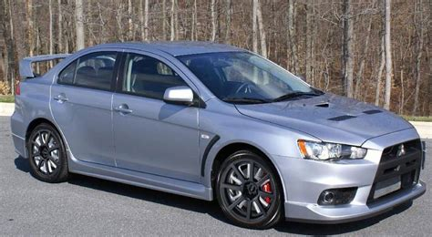 silver mitsubishi lancer black rims official apex silver evo x picture thread evolutionm