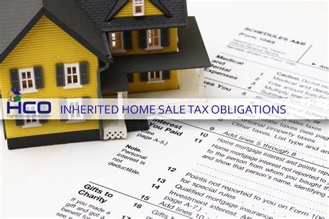 tax ramifications of selling an inherited home highest