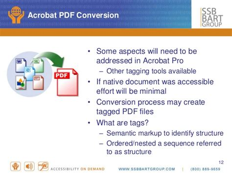creating accessible indesign documents creating accessible pdfs with acrobat requirements