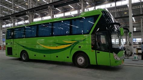 Auto Bus by Deccan Auto S Integrated Bus Plant In Telangana Inaugurated