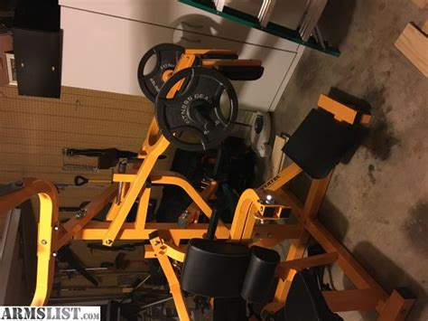 armslist for sale trade powertec home w 600lbs