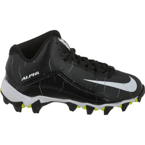 nike football shoes for boys nike boys alpha shark 2 3 4 football cleats academy