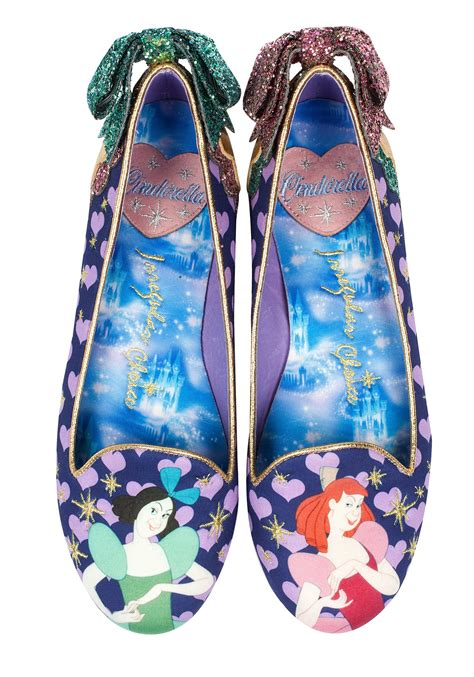 cinderella flat shoes irregular choice cinderella flat