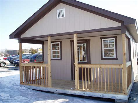 cabin tuff shed flickr