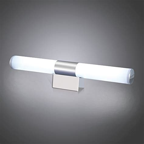 bathroom under cabinet lighting fuloon modern brief tube stainless steel led wall light