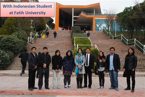 Universities In Turkey For Mba by Visiting Fatih Istanbul Turkey Office Of