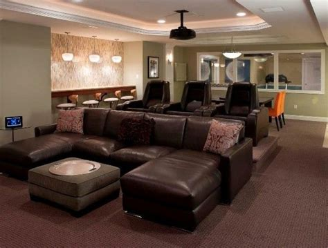 theater room furniture ideas  ideas  home theater